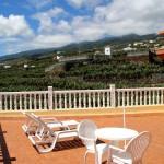 Terraza con vistas al mar · Apartamentos Míriam · Charzo Azul · La Palma · Islas Canarias